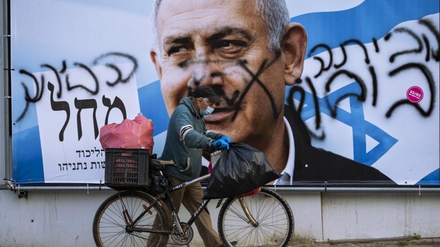 Video Studio ČT24: David Borek ohledně nadcházejících izraelských voleb
