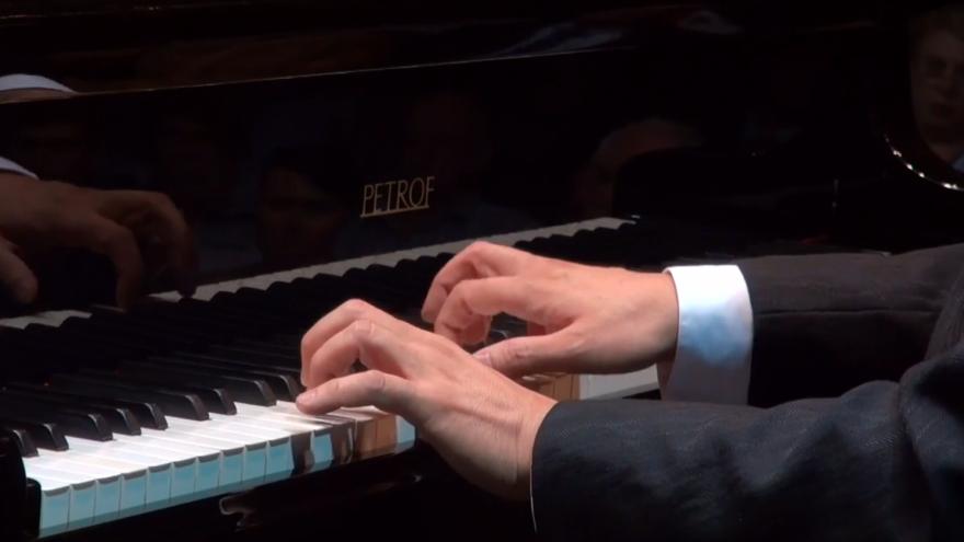 Video 56. ročník Chopinova festivalu 2015 - Klavírní Recitál