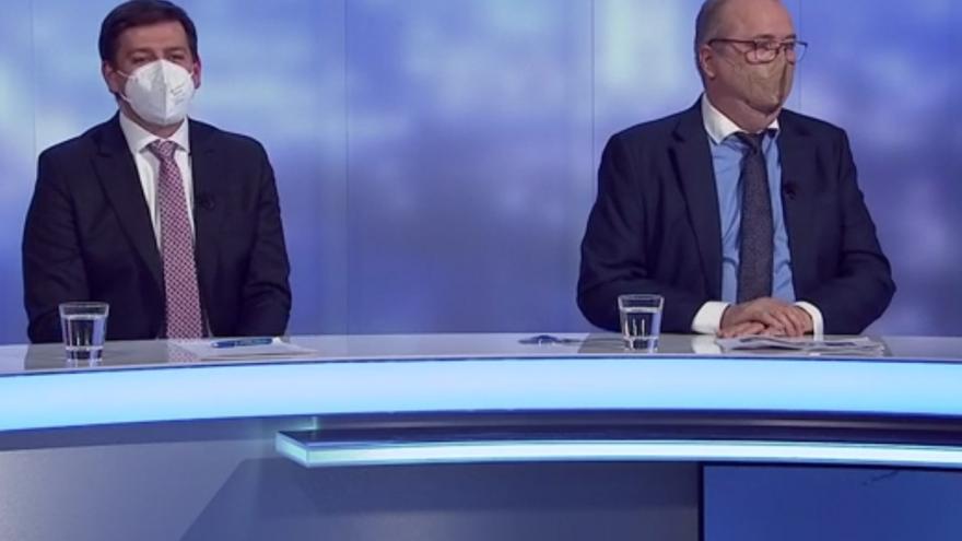 Video Hosty Událostí, komentářů byli místopředsedové rozpočtového výboru Jan Skopeček (ODS) a Jan Volný (ANO)