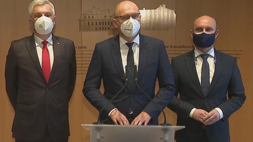 Video Bývalý slovenský ministr Sulík komentuje vládní krizi na Slovensku