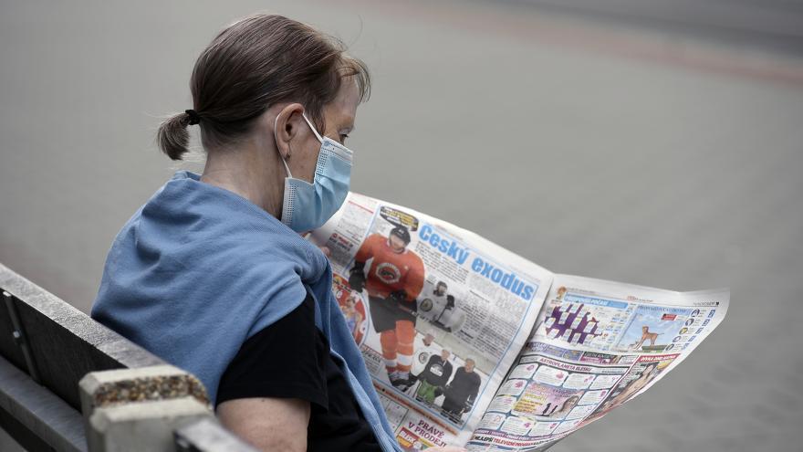Video Horizont ČT24: Světový den svobody médií