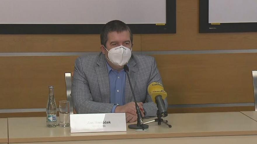 Video Brífink po jednání Ústředního krizového štábu 31. března