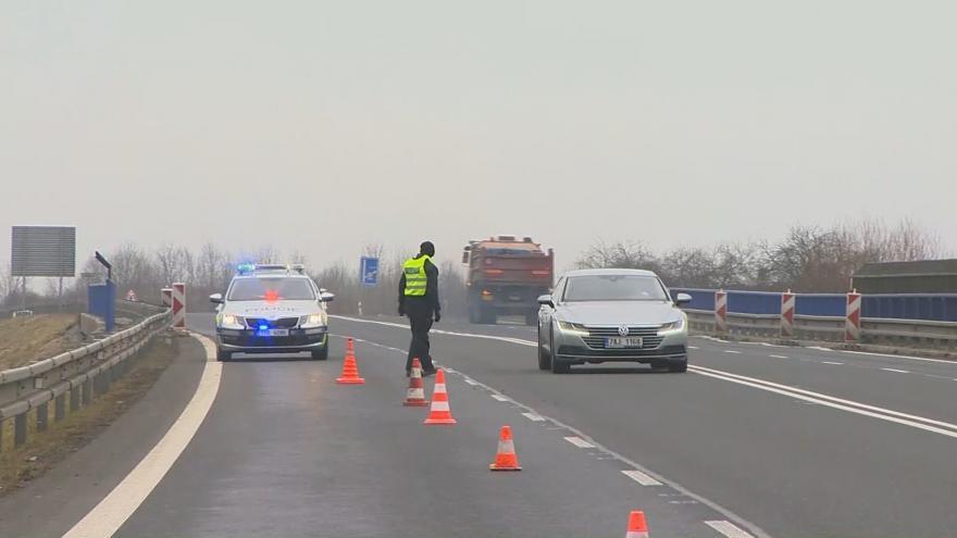 Video Události: Nehody na českých silnicích