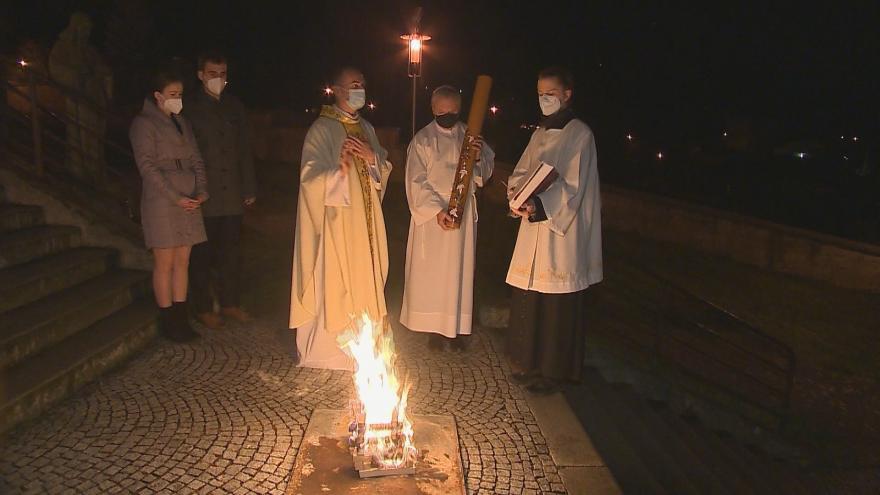 Video Velikonoce v českých kostelích