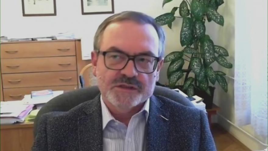 Video Studio 6: Epidemiolog Tuček k epidemické situaci po Velikonocích