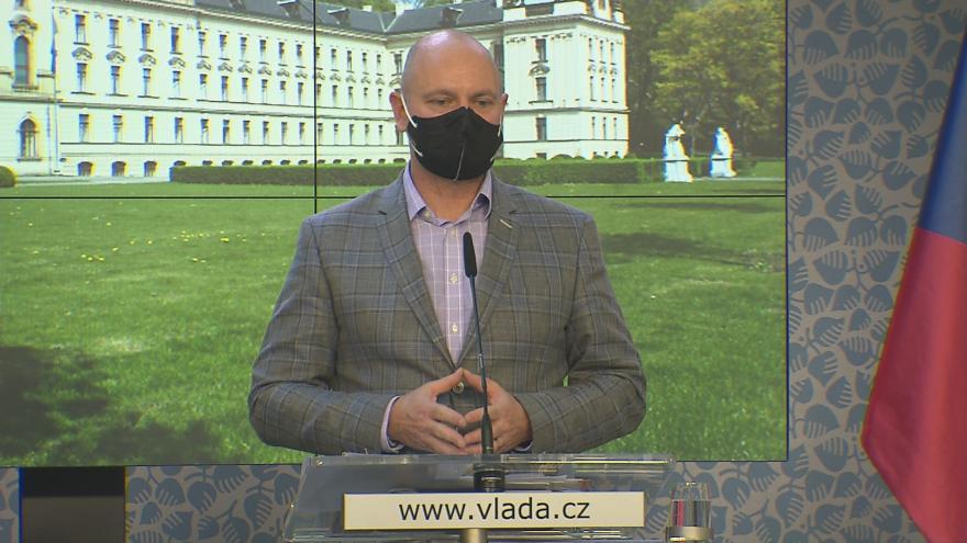 Video Brífink po jednání vlády 6. dubna
