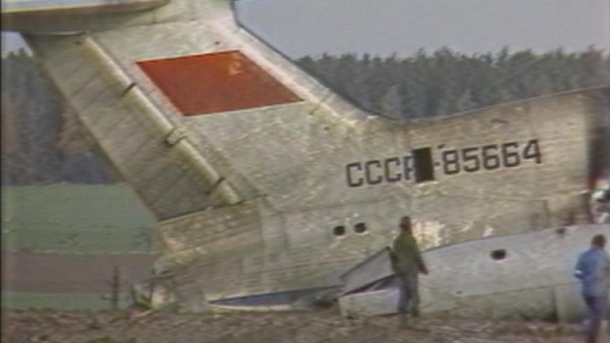 Video Odstranění následků letecké havárie