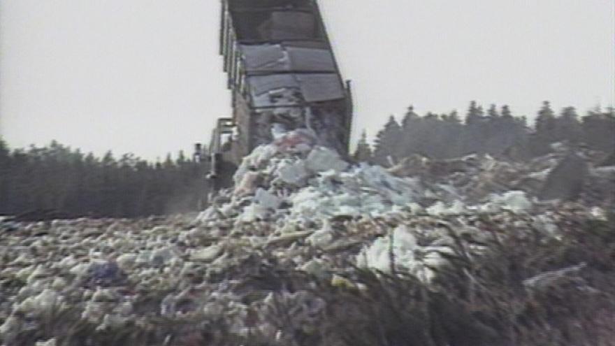 Video Problematika skládkování odpadů