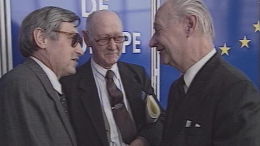 Video Československo členem Rady Evropy