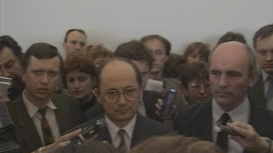 Video Odvolání slovenské vlády