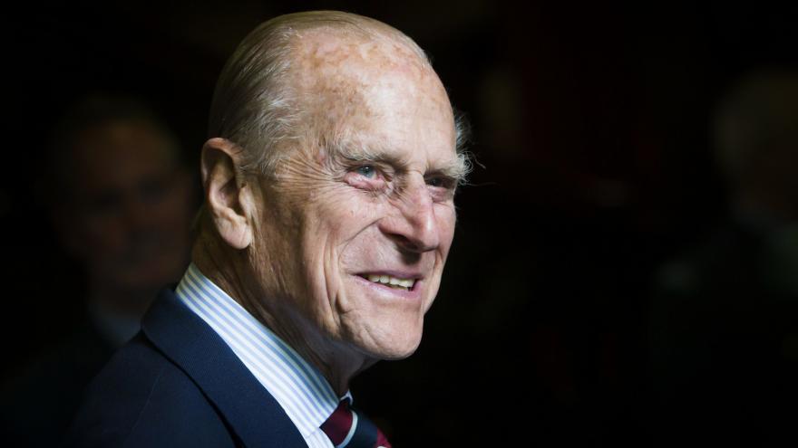 Video 90' ČT24 - Zemřel britský princ Philip