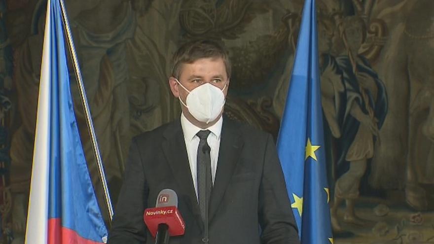 Video Brífink končícího ministra zahraničí Tomáše Petříčka (ČSSD)