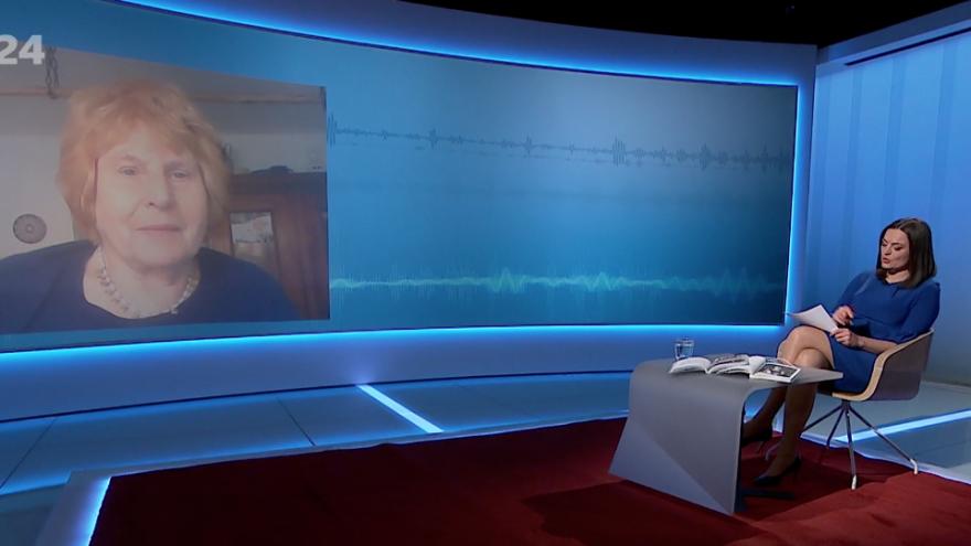 Video Interview ČT24: Pavla Jazairiová mluví o současné Indii