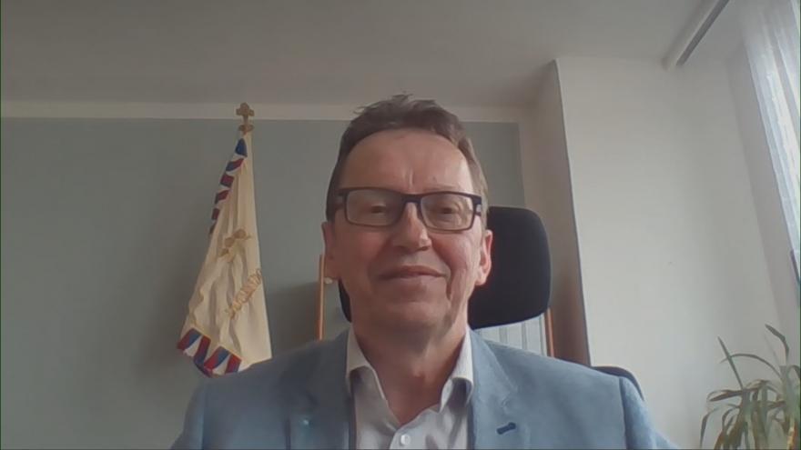 Video Studio ČT24: Vakcinolog Chlíbek o vakcínách proti covidu-19