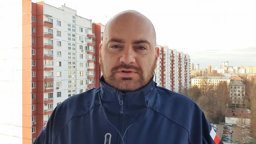 Video Zpravodaj TVP v Rusku Jedruchów o reakcích Moskvy na výsledky vyšetřování výbuchu ve Vrběticích