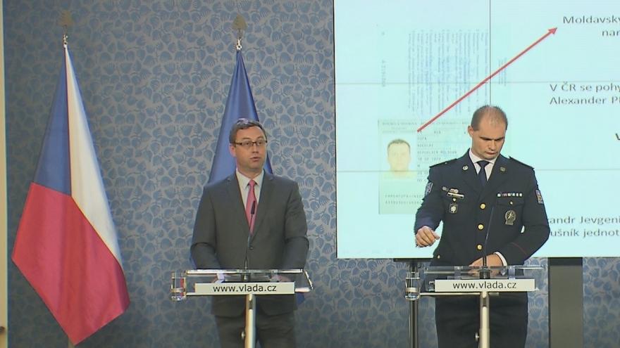 Video Brífink nejvyššího státního zástupce k diplomatické krizi mezi ČR a Ruskem