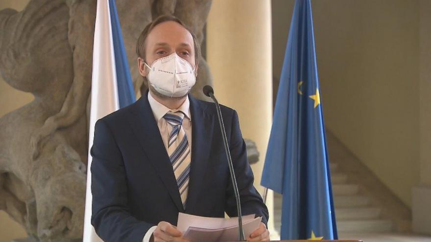 Video Brífink nového ministra zahraničí Jakuba Kulhánka (ČSSD) a premiéra Andreje Babiše (ANO)