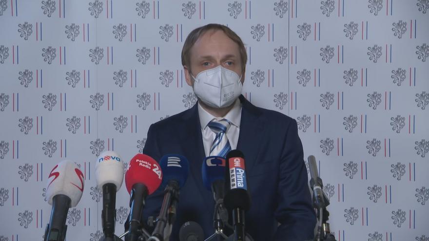 Video Ministr zahraničí Jakub Kulhánek (ČSSD) po schůzce s ruským velvyslancem v Praze
