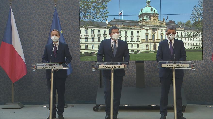 Video Brífink k dalším krokům Česka vůči Rusku