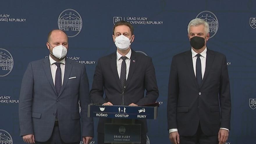 Video Slovensko rozhodlo o vyhoštění tří pracovníků ruského velvyslanectví