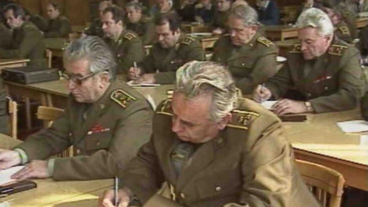 Video Odvolání náčelníka Generálního štábu Československé armády