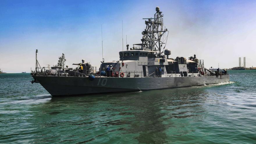 Video Horizont ČT24: Námořní incidenty v Perském zálivu