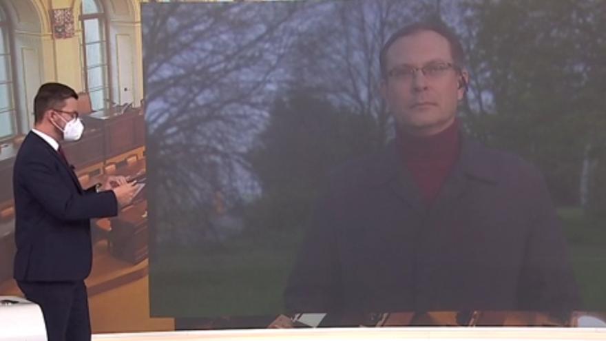 Video 90' ČT24 - Snahy o vyvolání hlasování o nedůvěře vládě