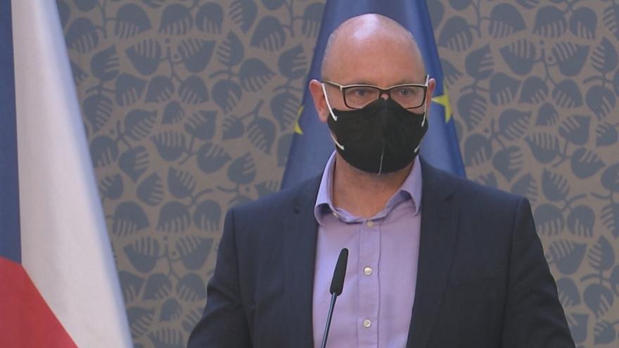 Video Brífink po jednání vlády 29. dubna