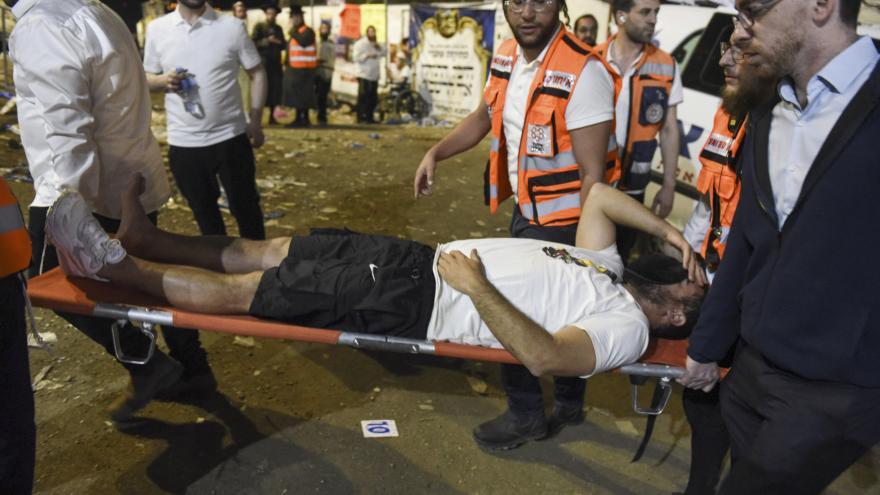Video Studio 6: Zpravodaj David Borek k tragédii na poutním místě v Izraeli
