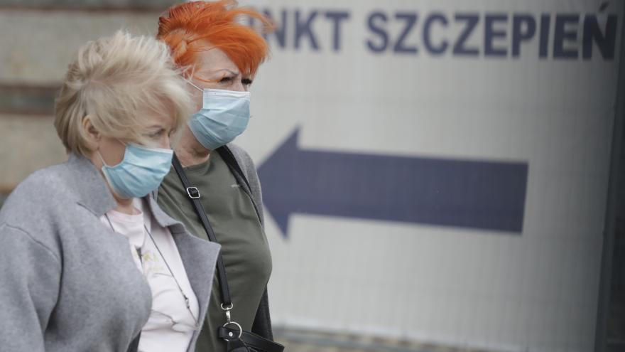 Video Studio ČT24: Lukáš Mathé o koronavirové situaci v Polsku
