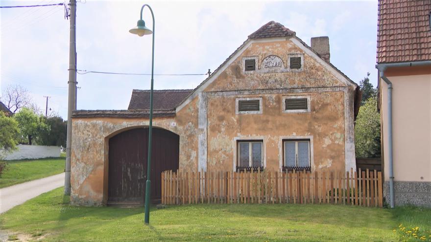 Video Události v regionech: Problémy s památkovou zónou v Boňově