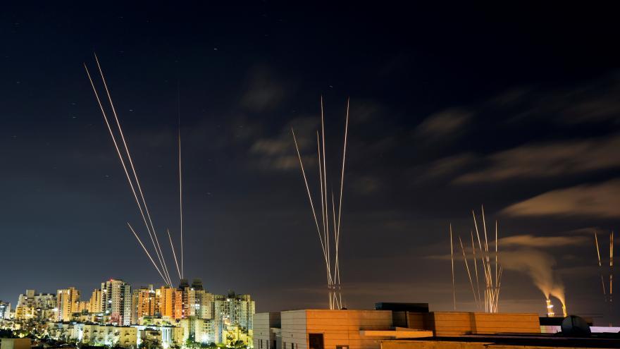 Video Studio 6 Víkend: David Borek ohledně situace v Izraeli