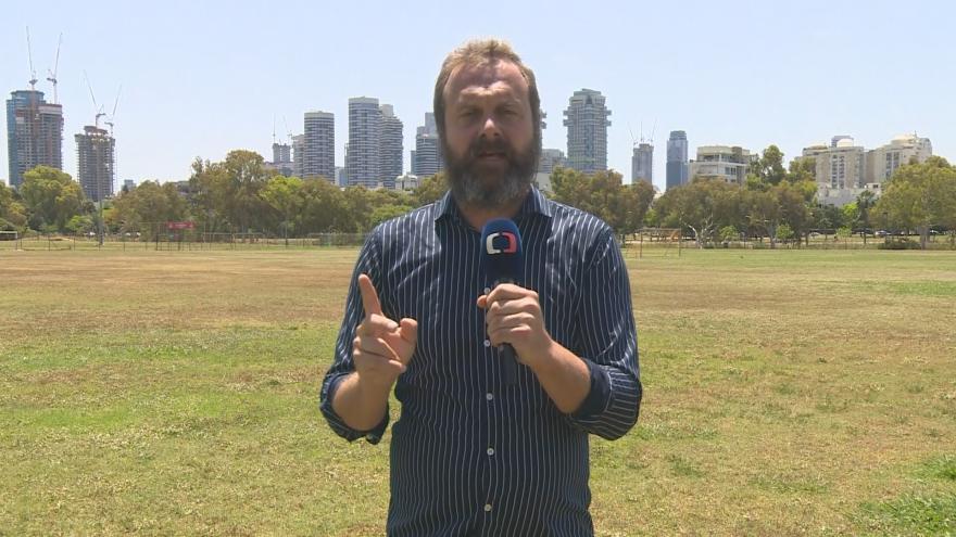 Video Studio ČT24: Blízkovýchodní zpravodaj David Borek k izraelskému zesílení bombardování Gazy