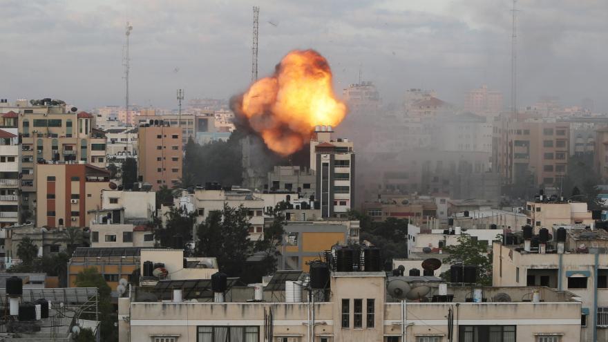 Video Studio ČT24: David Borek o situaci v Izraeli