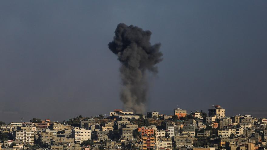 Video Události: Konflikt v Izraeli a Pásmu Gazy