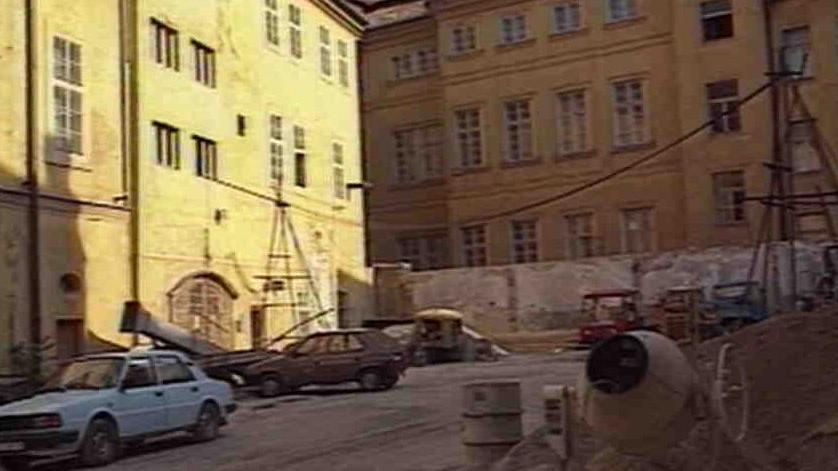 Video Slavnostní zahájení rekonstrukce Lichtenštejnského paláce v Praze
