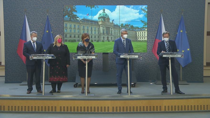 Video Brífink po jednání vlády 24. května