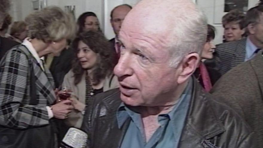 Video Dlouho zakazovaný Peter Brook opět v Praze
