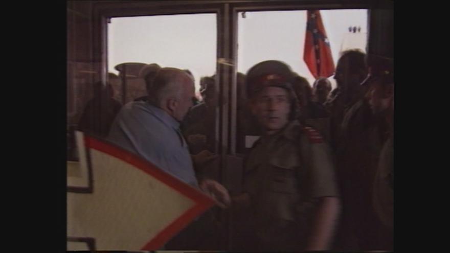Video Demonstrace na Kavčích horách