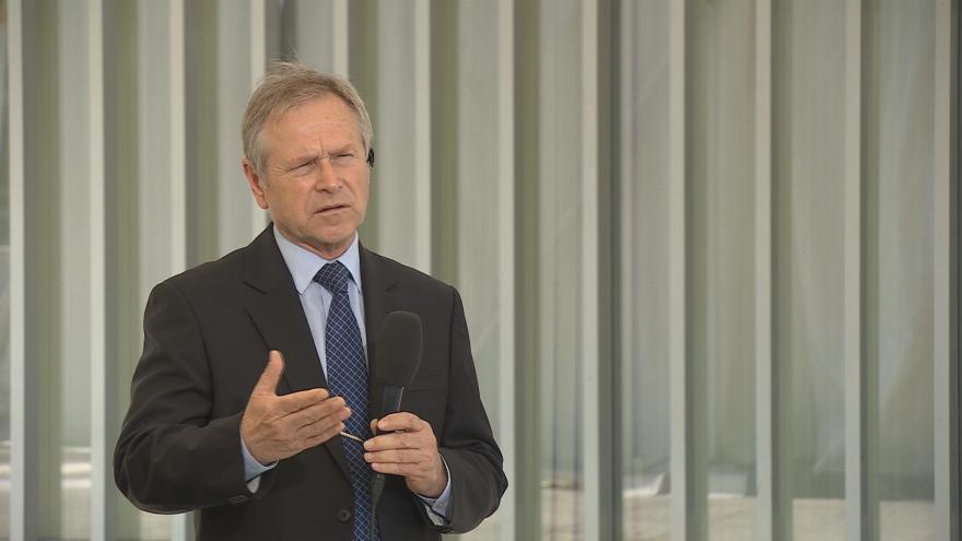 Video Studio ČT24: Bývalý náčelník generálního štábu AČR Šedivý k začátku summitu NATO