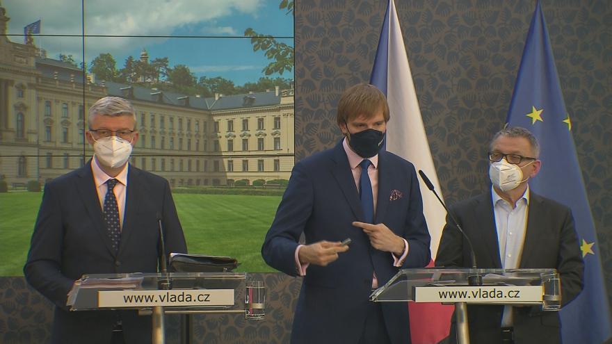 Video Brífink po jednání vlády 14. června