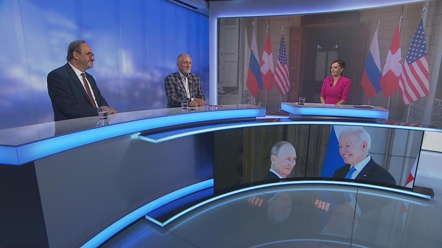 Video UK: Biden a Putin – přelom, nebo epizoda?