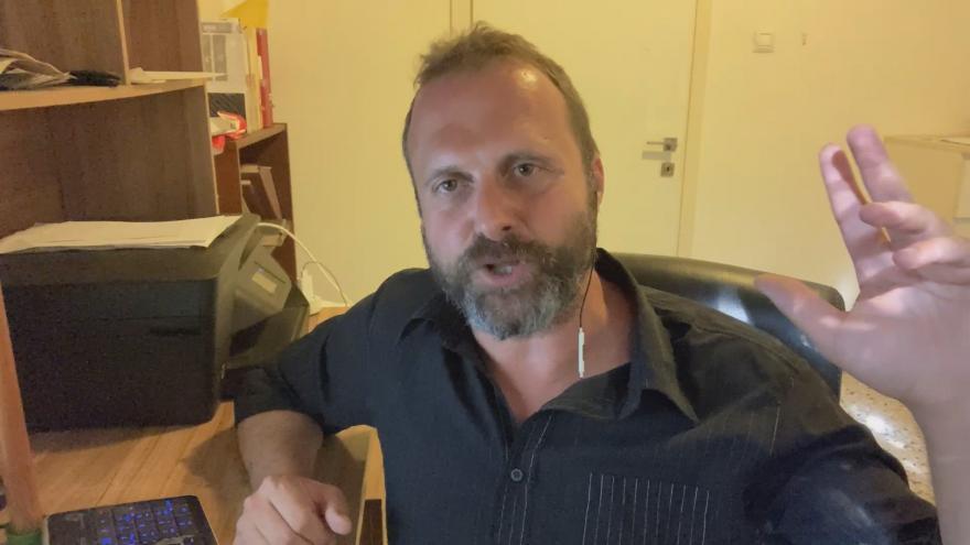 Video Q&A: Blízkovýchodní zpravodaj David Borek odpovídal na dotazy o povolební situaci v Izraeli
