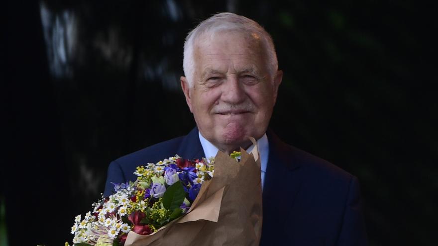 Video Události: Václav Klaus slaví osmdesáté narozeniny