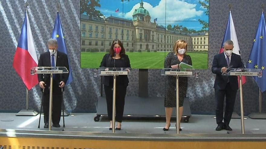 Video Brífink po jednání tripartity 21. června