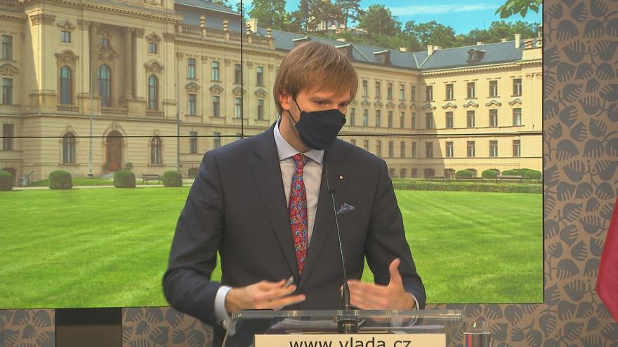 Video Brífink po jednání vlády 21. června