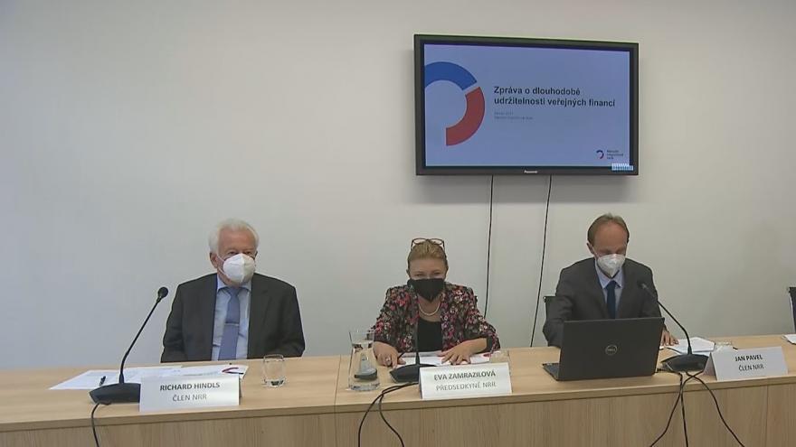 Video Brífink po jednání Národní rozpočtové rady 22. června