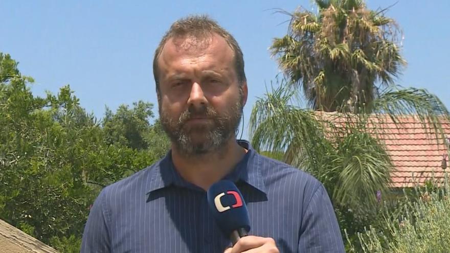 Video Blízkovýchodní zpravodaj ČT David Borek o kontroverzích kolem volby nového izraelského prezidenta