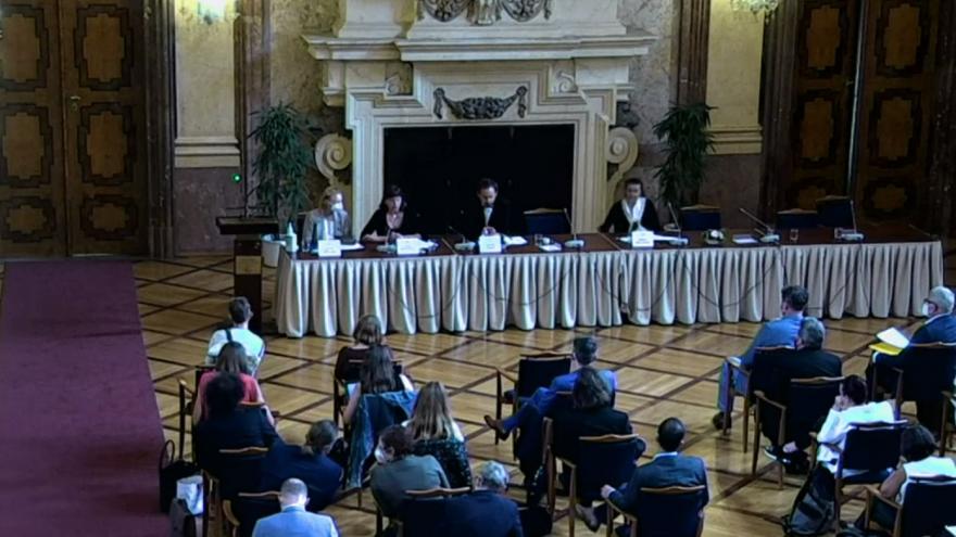 Video Kultura volí dialog: shrnutí jednání a setkání s předsedy parlamentních stran v Senátu