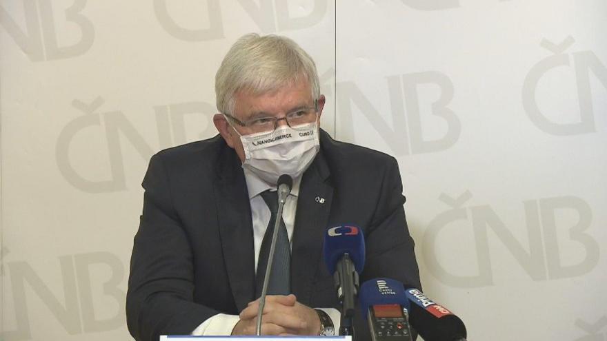 Video Studio ČT24: Česká národní banka zvýšila úrokové sazby